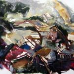 Park City #34, Acrylic on Canvas, 40x48 inches, 2013
