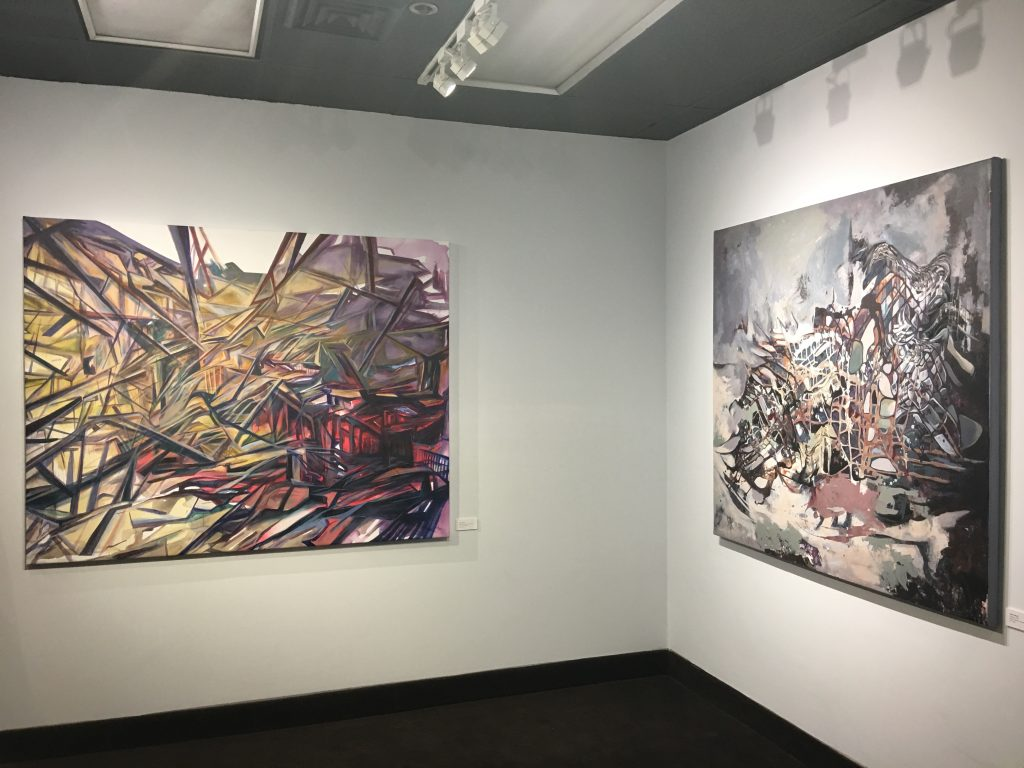 MAAC Center, Contemporary Art Exhibition at the Manhattan Art and Antiques Center