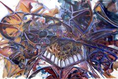 Ali-Qapu-Palace-acrylic-on-canvas-35x55-inches-2020-1024x661