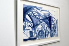 Blue-Interior-installation-view-2