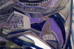 20.-Futuristic-Cities-acrylic-on-paper-22x14-inches-2020