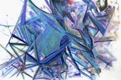Harmony-of-Triangles-acrylic-on-mylar-30x42-inches-2021