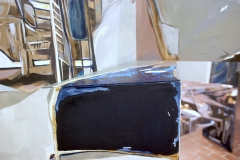 26.-Inside-Out-Installation-Acrylic-on-Wood-Panels-100x110x36-and-48x30x36-inches-2014
