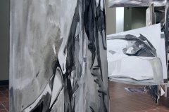 29.-Inside-Out-Installation-Acrylic-on-Wood-Panels-100x110x36-and-48x30x36-inches-2014