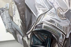 14.-Metamorphosis-Installation-Cooper-Union-NY-2015-Acrylic-on-Shaped-Industrial-Grade-Aluminum-Sheets-84x180x72-inches