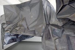 19.-Metamorphosis-Installation-Cooper-Union-NY-2015-Acrylic-on-Shaped-Industrial-Grade-Aluminum-Sheets-84x180x72-inches