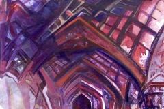 Nasir-al-Mulk-Mosque-acrylic-on-canvas-40x30-inches-2020