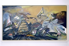 Urban-Landscape-acrylic-on-canvas-36x68-inches-2016-1
